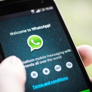 Como recuperar conta clonada do WhatsApp?