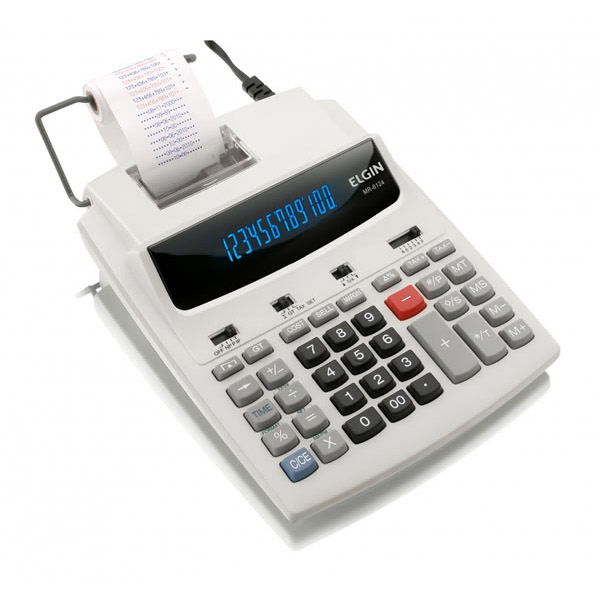 Calculadora Compacta MR 6124