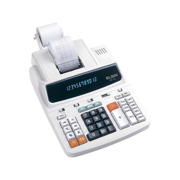 Calculadora Pesada MB 7123