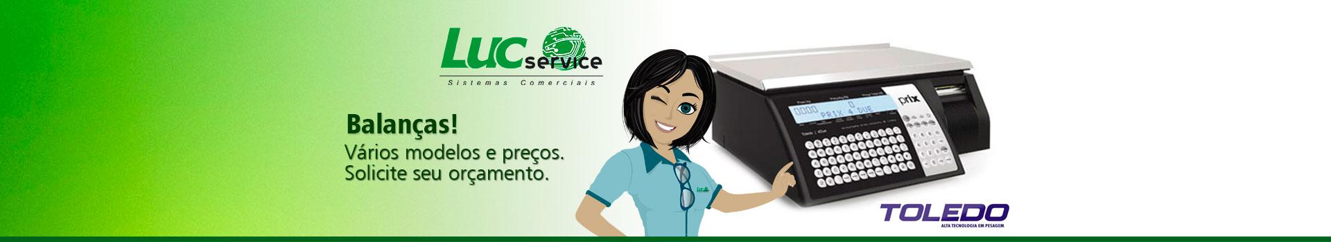 Balanças Luc Service