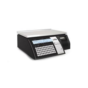 Balança com impressora acoplada