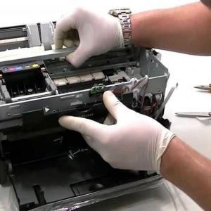 Reparo de impressora