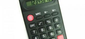 Conserto de calculadoras