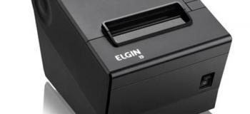 Impressora térmica de cupom não fiscal