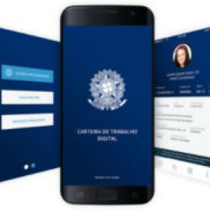Carteira de Trabalho Digital: saiba como funciona o app CTPS no celular
